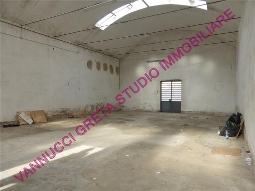 Magazzino in affitto a Prato, 1 locali, zona Località: GALCIANA, prezzo € 750 | Cambio Casa.it