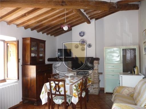 APPARTAMENTO civile abitazione in  vendita a CASCIANO - MURLO (SI)