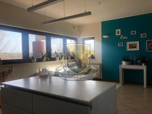 APPARTAMENTO civile abitazione in  vendita a MORE DI CUNA - MONTERONI D'ARBIA (SI)