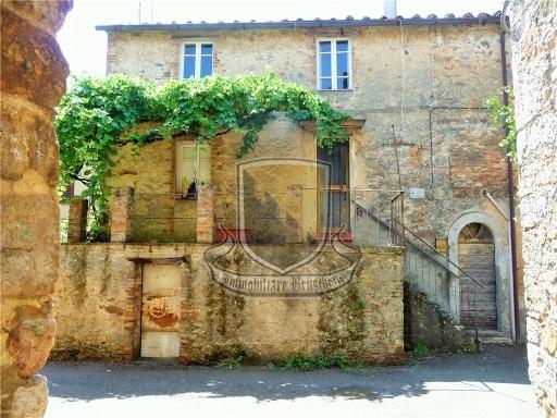 APPARTAMENTO civile abitazione in  vendita a IESA - MONTICIANO (SI)