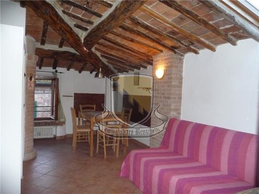 APPARTAMENTO civile abitazione in  vendita a SAN ROCCO A PILLI - SOVICILLE (SI)