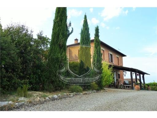 VILLA / VILLETTA / TERRATETTO terratetto in  vendita a ISOLA D'ARBIA - SIENA (SI)