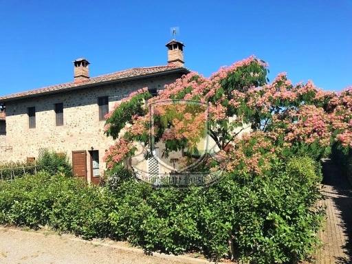 VILLA / VILLETTA / TERRATETTO terratetto in  vendita a SAN ROCCO A PILLI - SOVICILLE (SI)