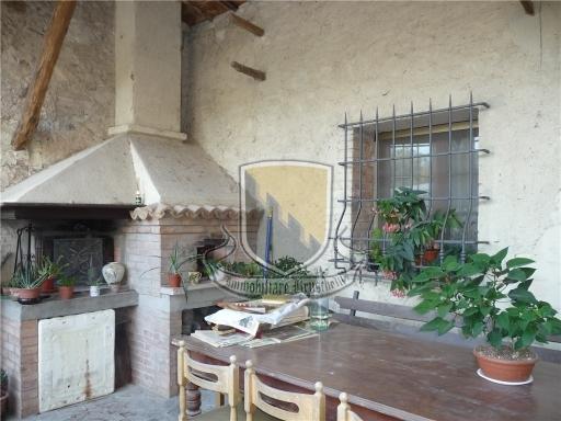 VILLA / VILLETTA / TERRATETTO terratetto in  vendita a BRENNA - SOVICILLE (SI)