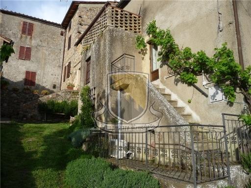 VILLA / VILLETTA / TERRATETTO terratetto in  vendita a CERBAIA - MONTICIANO (SI)