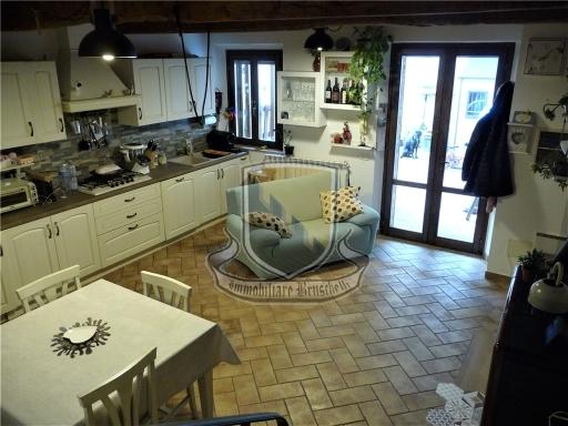 VILLA / VILLETTA / TERRATETTO terratetto in  vendita a SAN SALVATORE A PILLI - SOVICILLE (SI)