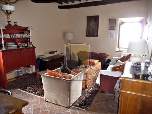 VILLA / VILLETTA / TERRATETTO terratetto in  vendita a MENSANO - CASOLE D'ELSA (SI)