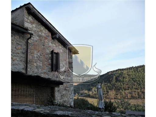 VILLA / VILLETTA / TERRATETTO terratetto in  vendita a SAN LORENZO A MERSE - MONTICIANO (SI)