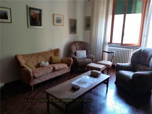 APPARTAMENTO civile abitazione in  vendita a TROGHI-CELLAI - RIGNANO SULL'ARNO (FI)