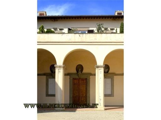 APPARTAMENTO in villa in  vendita a ANTELLA - BAGNO A RIPOLI (FI)