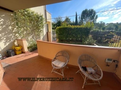 VILLA / VILLETTA / TERRATETTO terratetto in  vendita a FERRONE - GREVE IN CHIANTI (FI)