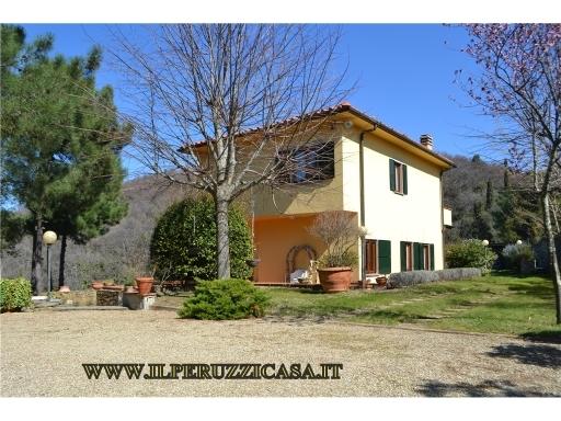 VILLA / VILLETTA / TERRATETTO villa in  vendita a CAPANNUCCIA - BAGNO A RIPOLI (FI)