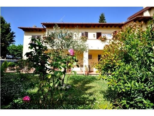 VILLA / VILLETTA / TERRATETTO villa in  vendita a LE VALLI-PALAZZOLO - RIGNANO SULL'ARNO (FI)