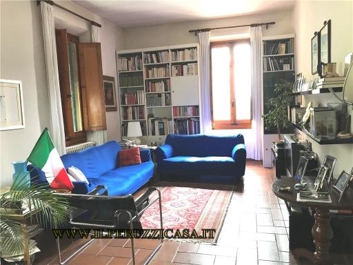 VILLA / VILLETTA / TERRATETTO terratetto in  vendita a OSTERIA NUOVA - BAGNO A RIPOLI (FI)
