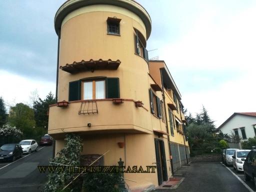 VILLA / VILLETTA / TERRATETTO terratetto in  vendita a MONTORSOLI - VAGLIA (FI)