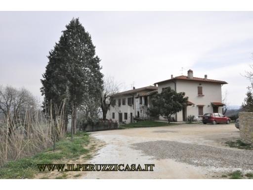 COLONICA complesso colonico in  vendita a LOPPIANO - FIGLINE E INCISA VALDARNO (FI)