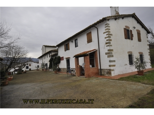 COLONICA complesso colonico in  vendita a LE VALLI-PALAZZOLO - RIGNANO SULL'ARNO (FI)