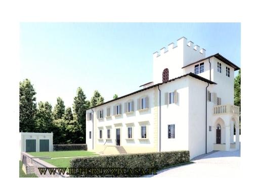COLONICA porzione di colonica in  vendita a BAGNO A RIPOLI - BAGNO A RIPOLI (FI)
