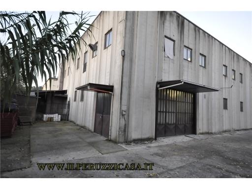 CAPANNONE / MAGAZZINO artigianale in  affitto a STRADA IN CHIANTI - GREVE IN CHIANTI (FI)