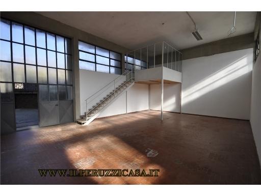 CAPANNONE / MAGAZZINO artigianale in  affitto a GRETI - GREVE IN CHIANTI (FI)