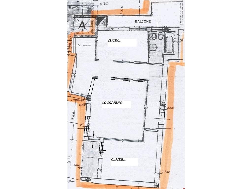 Appartamento in affitto a Firenze zona Piazza santa maria novella-piazza ognissanti - immagine 11