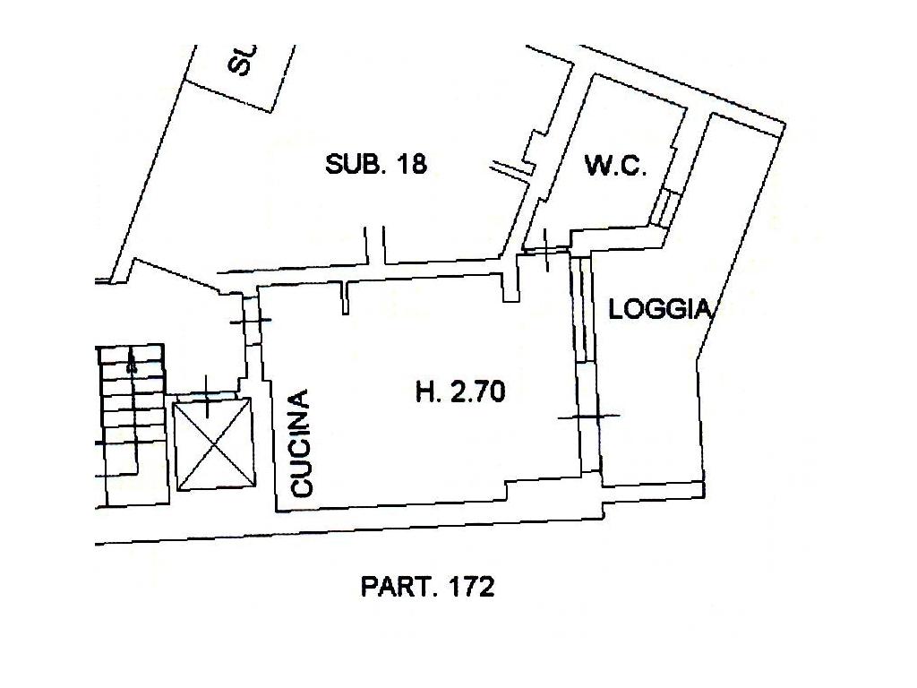 Appartamento in affitto a Firenze zona Statuto - immagine 15