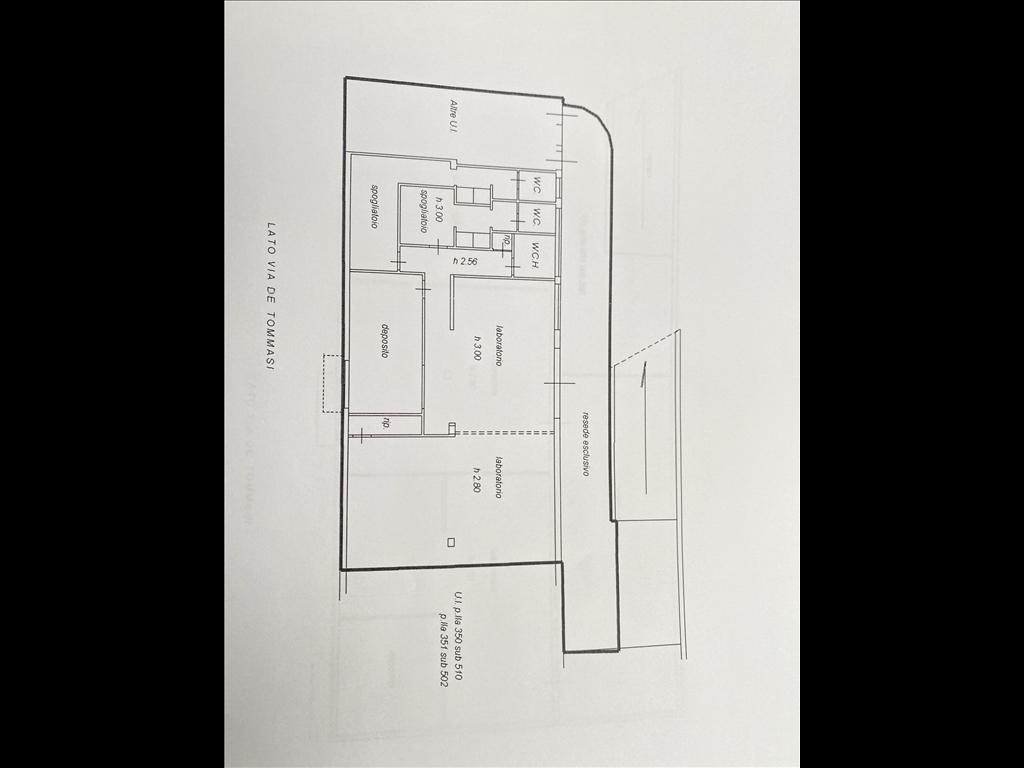Capannone / Magazzino in affitto a Firenze zona Isolotto - immagine 19
