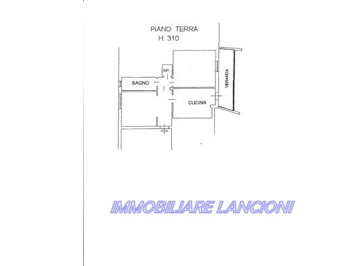 IMMOBILIARE LANCIONI - Rif. 1/0370