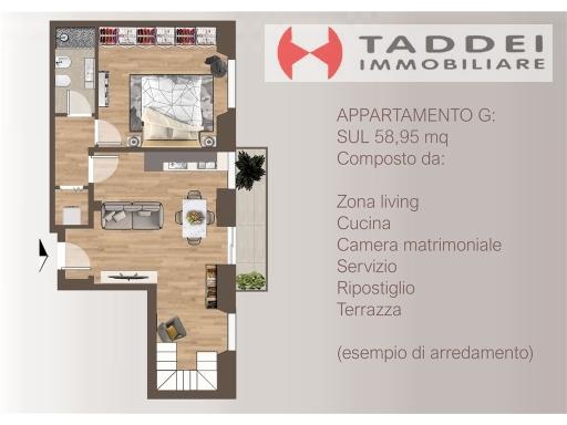 TADDEI IMMOBILIARE - Rif. 1/0854