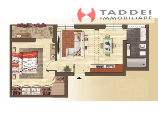 TADDEI IMMOBILIARE - Rif. 1/0868