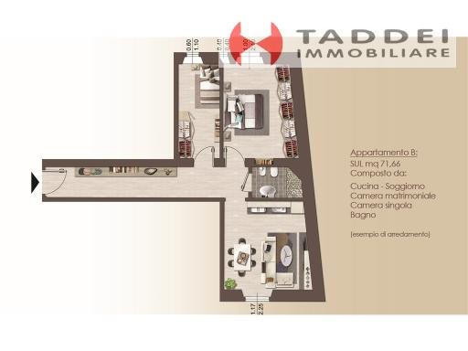 TADDEI IMMOBILIARE - Rif. 1/0971