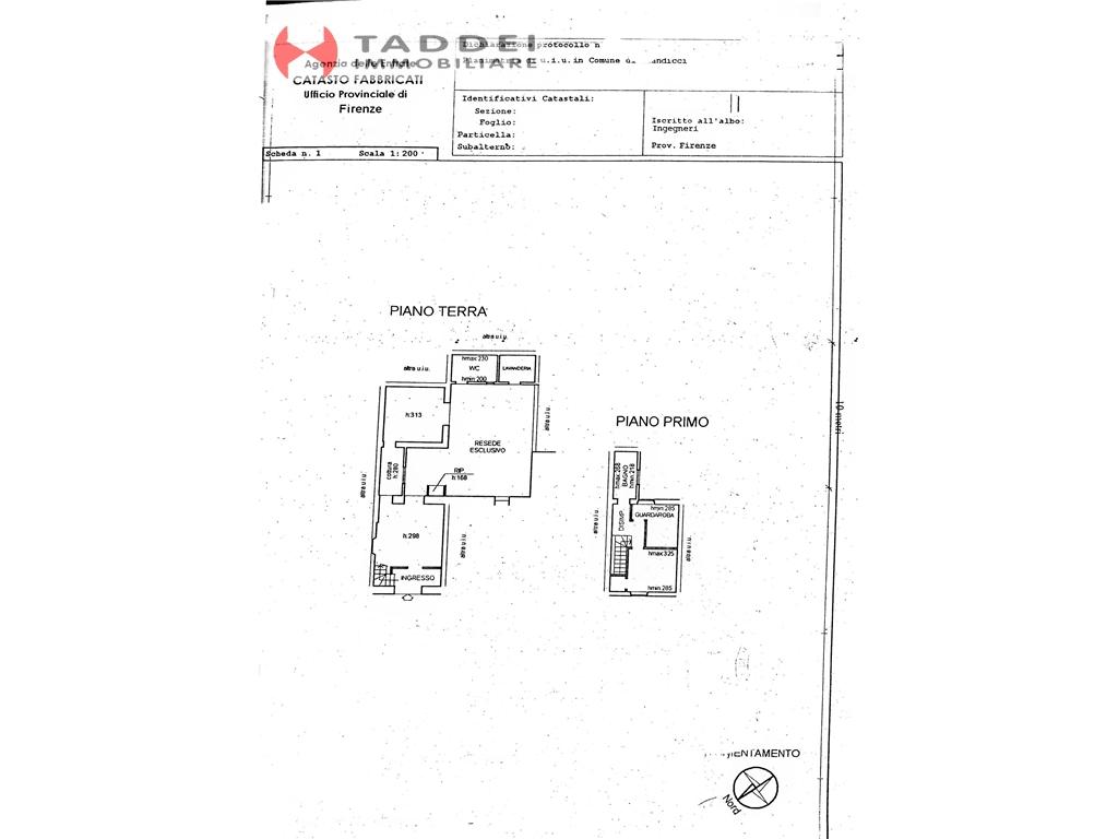 Villa / Villetta / Terratetto in vendita a Scandicci zona Badia a settimo - immagine 36