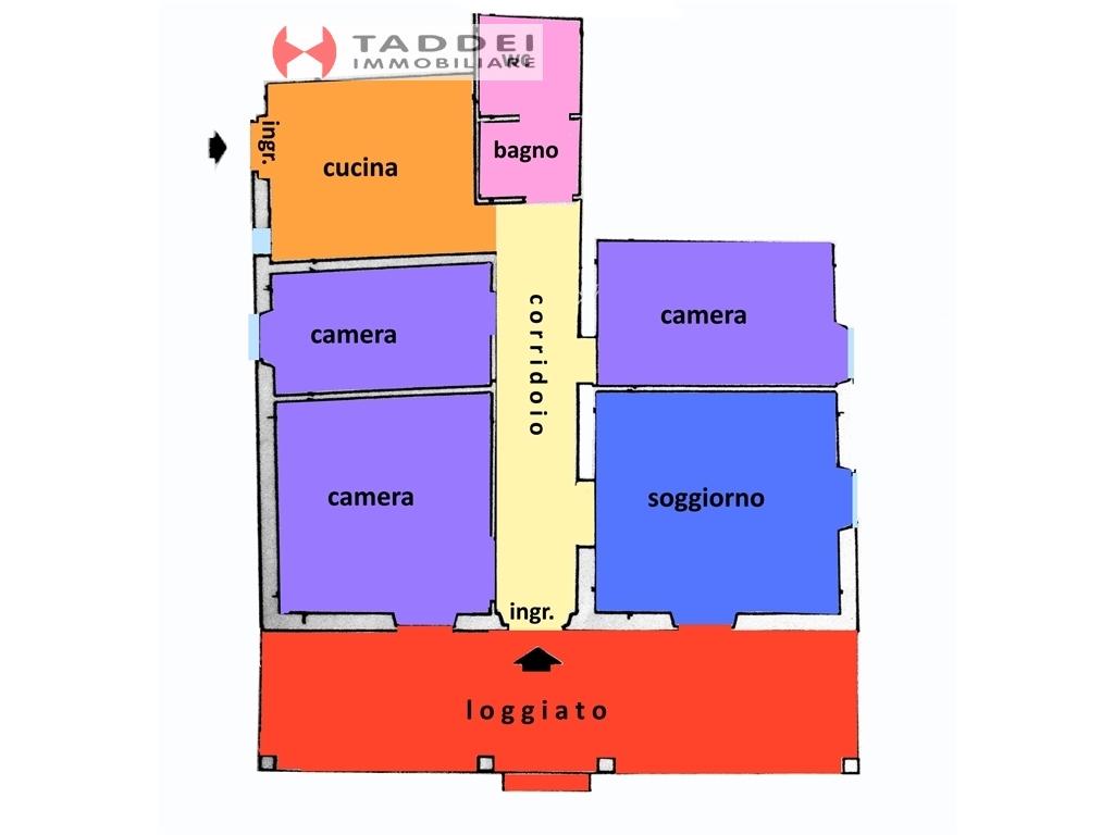 Colonica in vendita a Lastra a signa zona Vigliano - immagine 37
