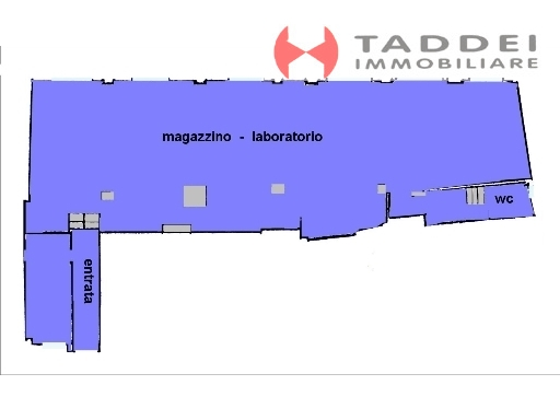 Magazzino in vendita a Scandicci, 1 locali, zona Località: CASELLINA, prezzo € 140.000 | CambioCasa.it
