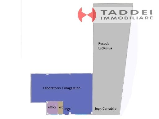 Laboratorio in affitto a Lastra a Signa, 1 locali, zona Località: INDUSTRIALE, prezzo € 1.800 | CambioCasa.it