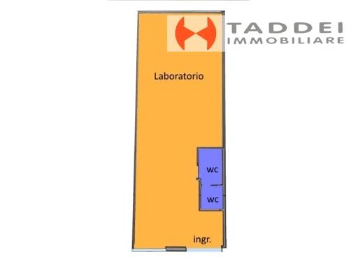 Laboratorio in vendita a Scandicci, 1 locali, zona Località: INDUSTRIALE, prezzo € 120.000   CambioCasa.it
