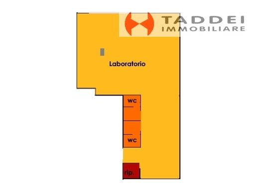 Laboratorio in vendita a Scandicci, 1 locali, zona Località: INDUSTRIALE, prezzo € 265.000   CambioCasa.it