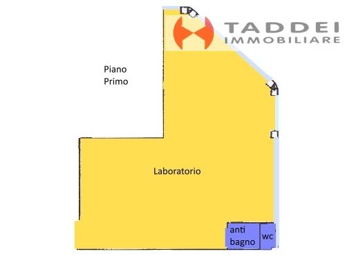 Laboratorio in vendita a Scandicci, 1 locali, zona Località: INDUSTRIALE, prezzo € 260.000   CambioCasa.it