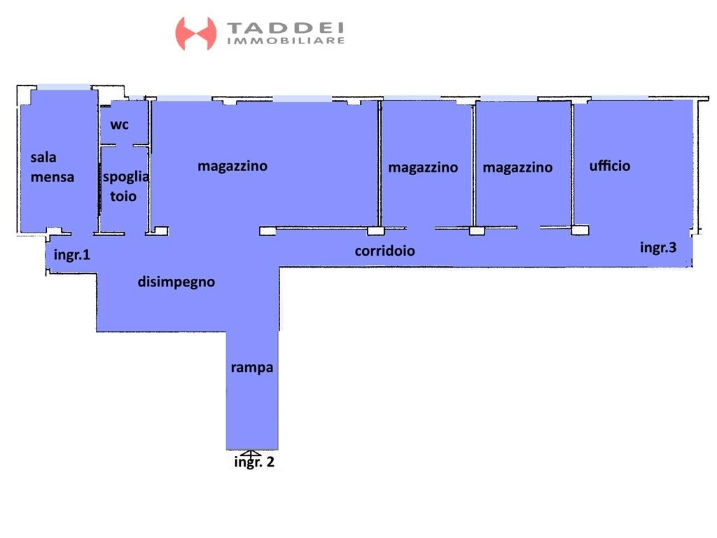 Capannone / Magazzino in vendita a Scandicci zona Casellina - immagine 1