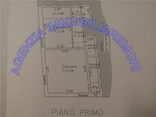 APPARTAMENTO ingresso indipendente in  vendita a CASTELFIORENTINO - CASTELFIORENTINO (FI)