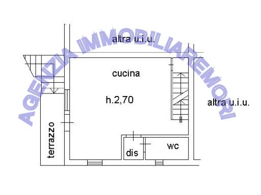 VILLA / VILLETTA / TERRATETTO terratetto in  vendita a CENTRO - EMPOLI (FI)
