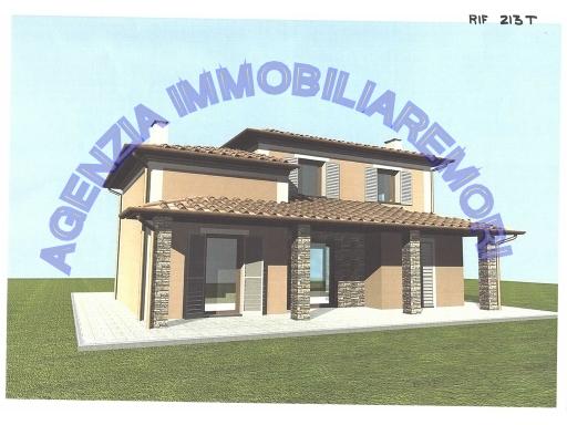 Villa in vendita a San Miniato, 6 locali, zona Località: LA SCALA, prezzo € 465.000 | Cambio Casa.it