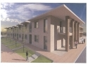 appartamento di 60 mq nuova costruzione, piano terra composto da cucina/soggiorno, due camere e servizio. classe energetica: g. ipe: 85 kwh/m2