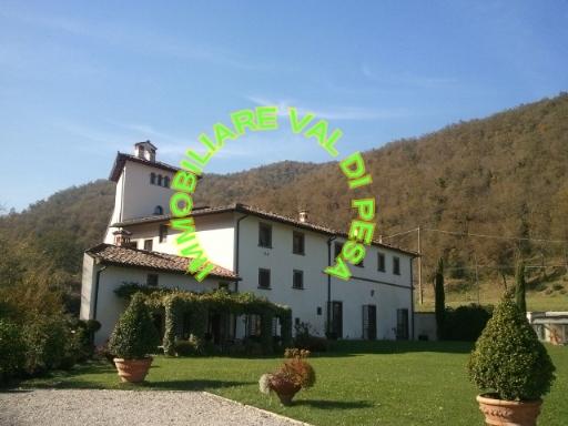 Villa in vendita a Borgo San Lorenzo, 15 locali, zona Località: BORGO SAN LORENZO, Trattative riservate | Cambio Casa.it