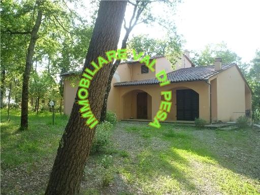 Villa in vendita a Tavarnelle Val di Pesa, 7 locali, zona Località: SAN DONATO IN POGGIO, prezzo € 450.000 | Cambio Casa.it