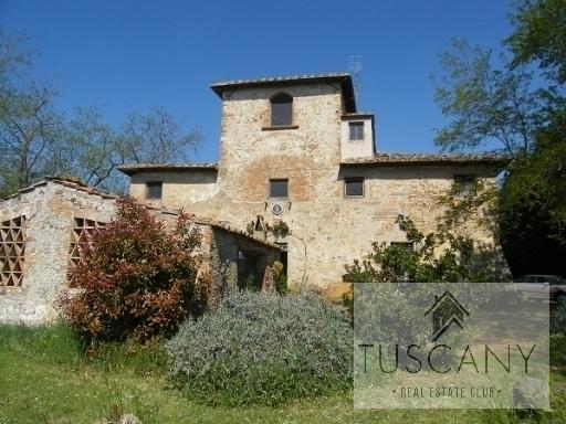Rustico / Casale in vendita a Barberino Val d'Elsa, 10 locali, zona Località: TIGNANO, Trattative riservate | Cambio Casa.it