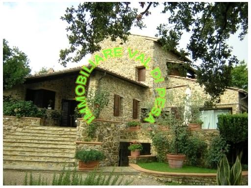 Rustico / Casale in vendita a Tavarnelle Val di Pesa, 7 locali, zona Località: SAN DONATO IN POGGIO, prezzo € 1.650.000 | Cambio Casa.it