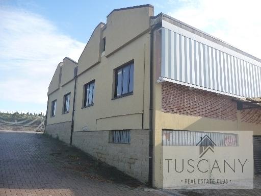 Capannone in affitto a Tavarnelle Val di Pesa, 5 locali, zona Località: SAN DONATO, prezzo € 5.250 | Cambio Casa.it