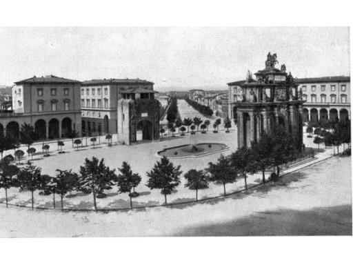 Ville villette terratetti Firenze