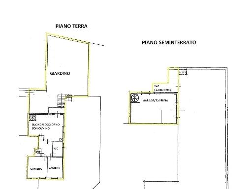 Appartamento in vendita a Capraia e Limite, 4 locali, zona Località: LIMITE SULL'ARNO, prezzo € 250.000 | Cambio Casa.it
